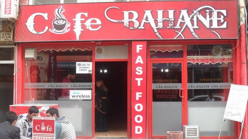 Cafe Bahane